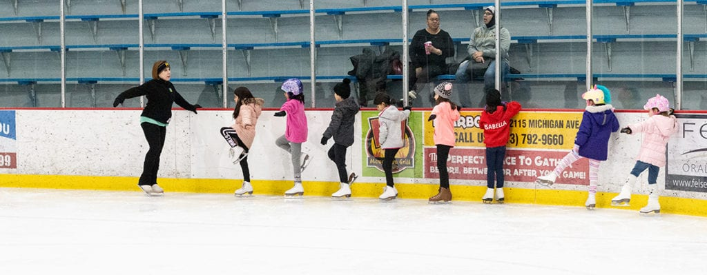 dearborn ice skating